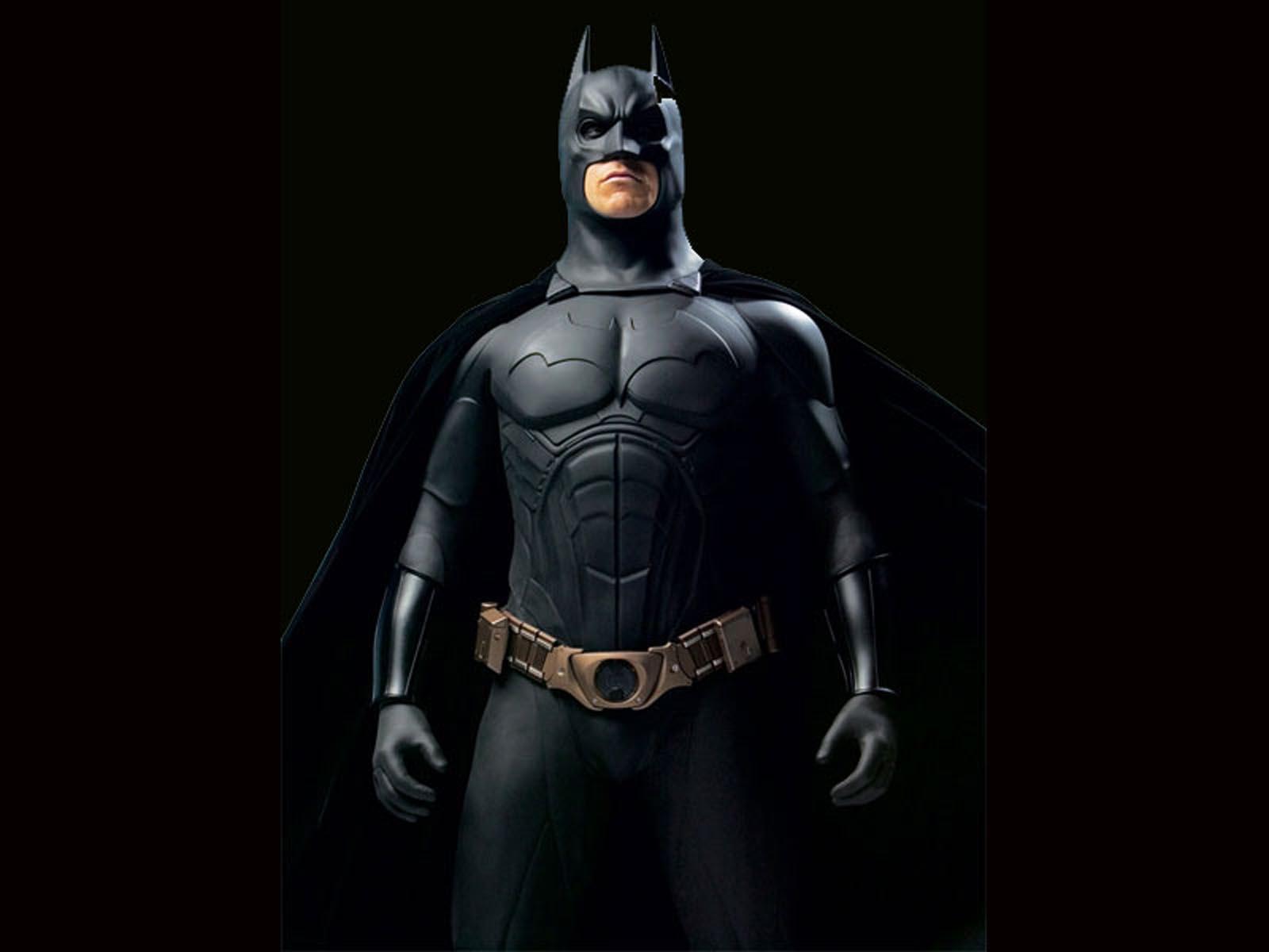 Muddy Colors: Du-da-du... Christian Bale Batman