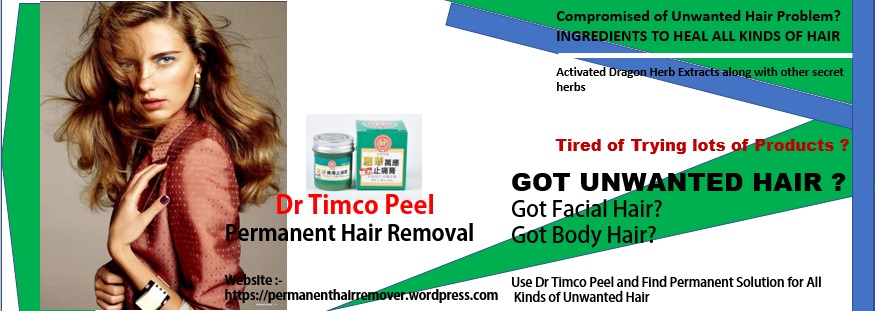 Krozenwart 08152054076 Dr Timco Peel Permanent Solution For Unwanted Hair Permanently Without Laser In