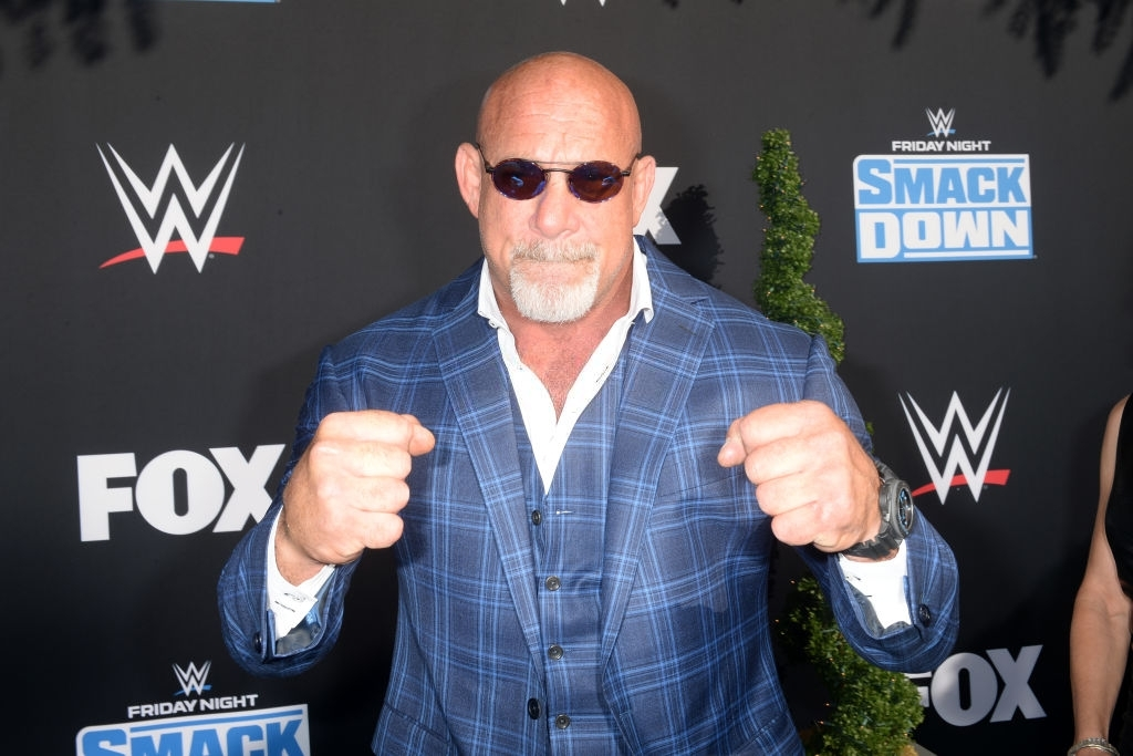 who is the strongest man in wwe