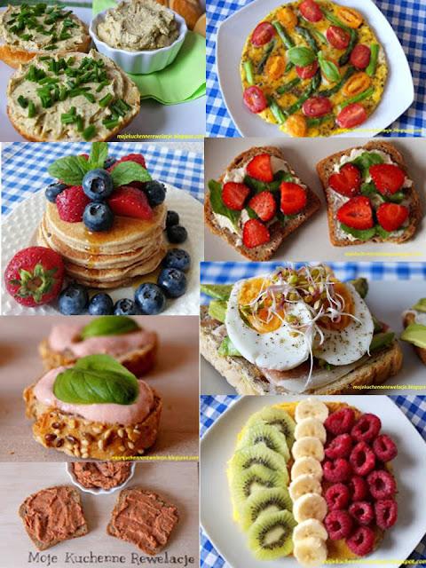 przepisy na śniadanie