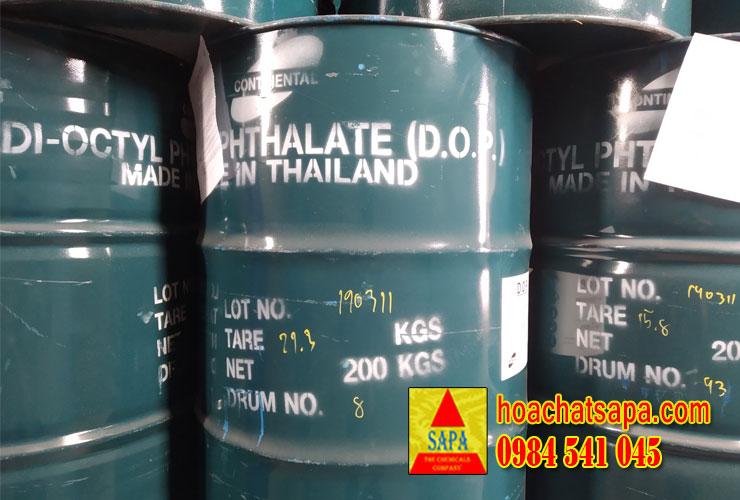 Di-Octyl Phthalate (DOP) - Chất Hóa Dẻo PVC