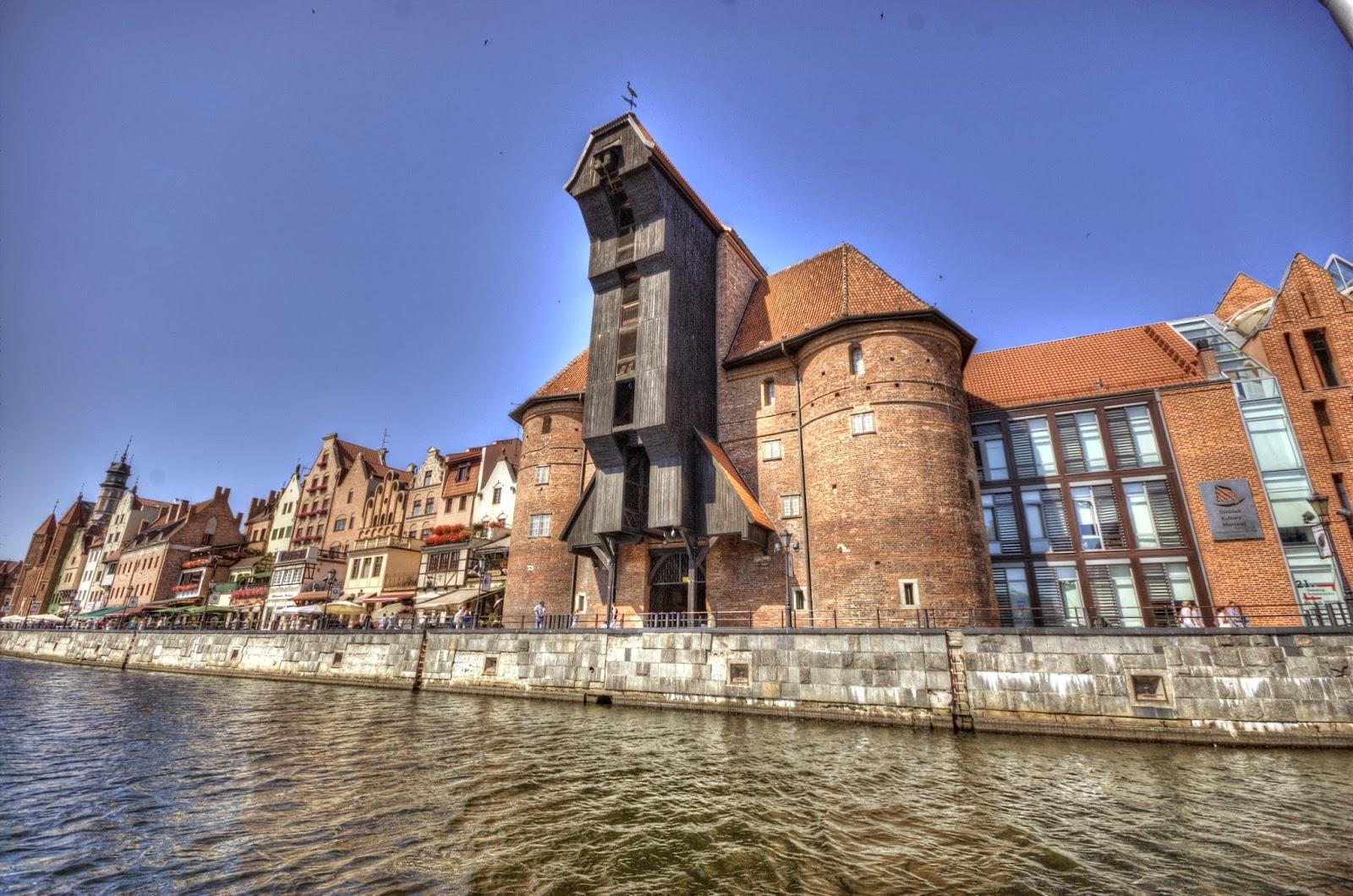 port w Gdańsku co zobaczyć i zwiedzić?