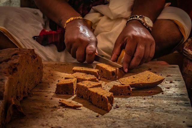 Poda Pitha Preparation for Lord Jagannath during Ratha Jatra