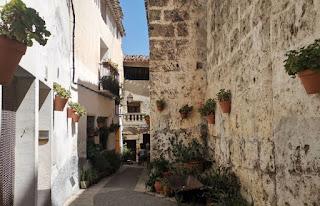 Casco antiguo de Letur, Albacete.