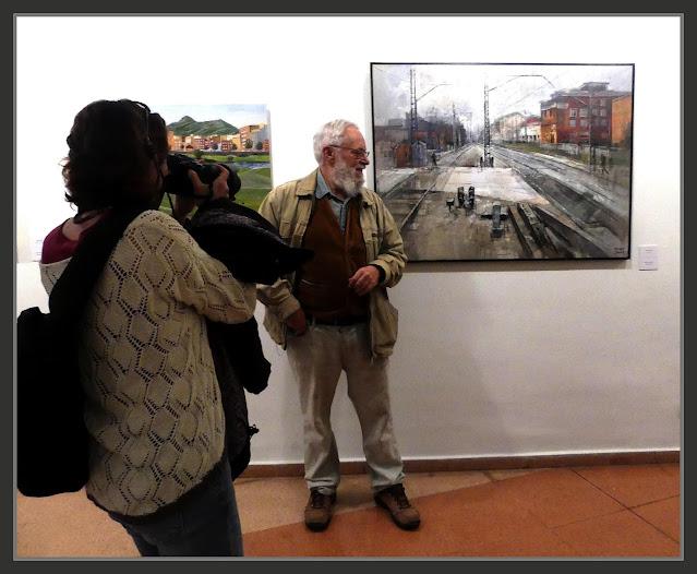MONTCADA I REIXAC-EXPOSIO-PREMIS-CONCURS DE PINTURA-FESTA MAJOR-AUDITORI MUNICIPAL-ART-PREMSA-FOTOS-NOTICIES-ARTISTA-PINTOR-ERNEST DESCALS-