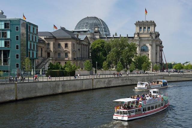 Passeios de Barco em Berlim
