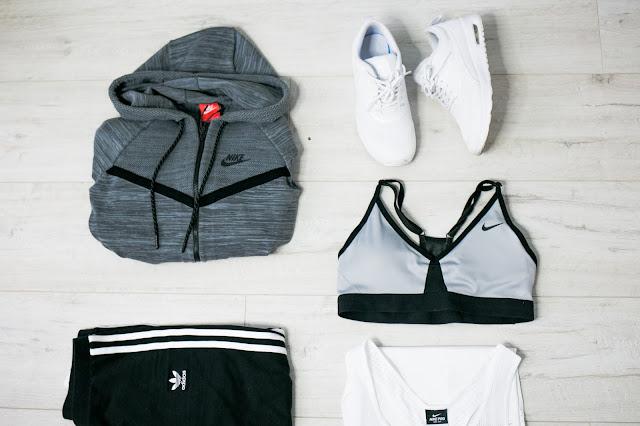 My clothes for gym - Czytaj więcej