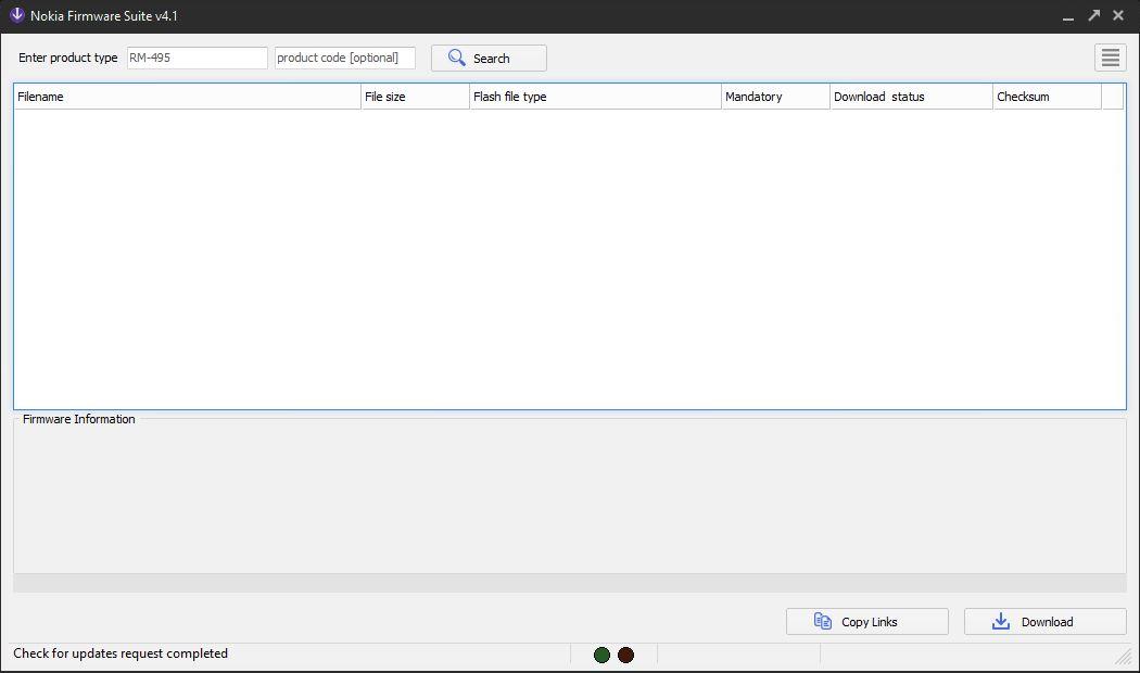 Nokia Firmware Suite download