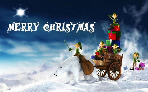 Merry Christmas 2017 WhatsApp Status, Messages, Images, Wallpaper ...