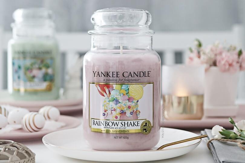yankee candle rainbow shake blog recenzja