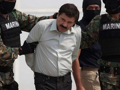 Governo do México autoriza extradição de El Chapo para os EUA