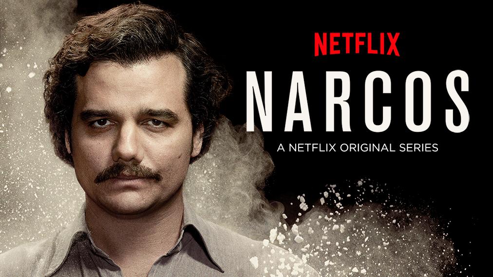 Narcos Wagner Moura Pablo Escobar Netflx