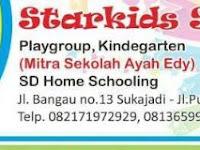 Lowongan Kerja SEKOLAH STARKIDS ISLAMIC FLEXI SCHOOL