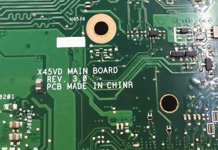 X45VD Rev 3.0 ASUS X45V Laptop Bios