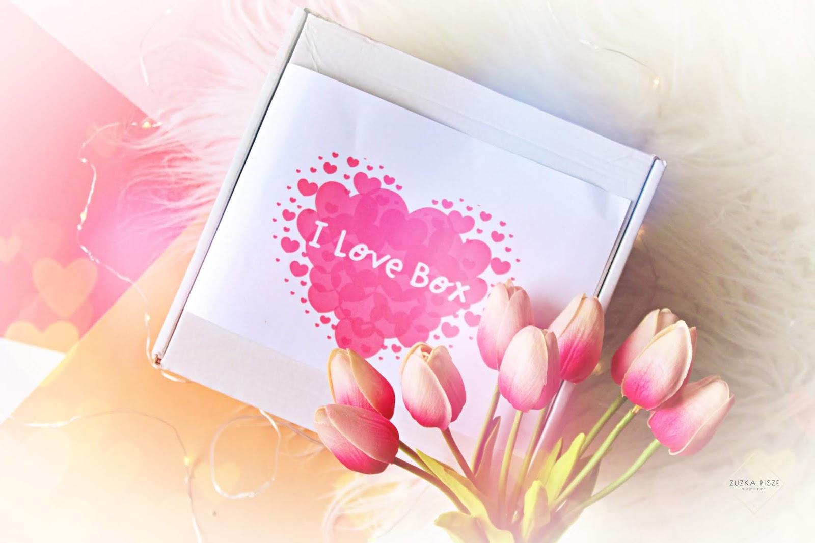 Openbox I LOVE BOX Premium by Agata - październik 2019