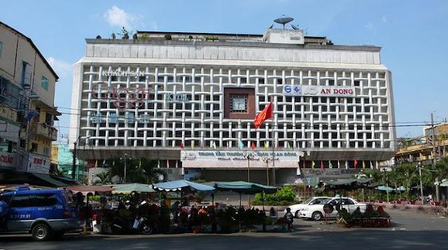 Chợ An Đông Plaza