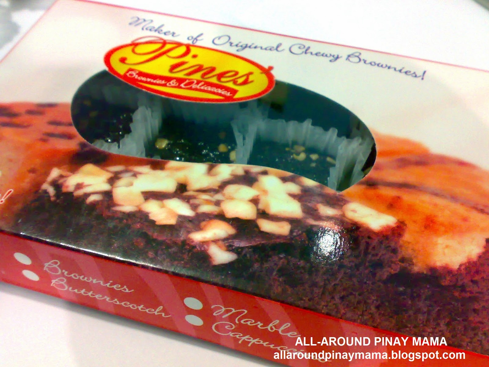 Pines' Brownies and Delicacies | All-Around Pinay Mama