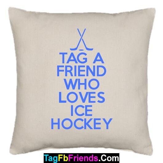 Tag a friend who is a Champ of ICE HOCKEY.