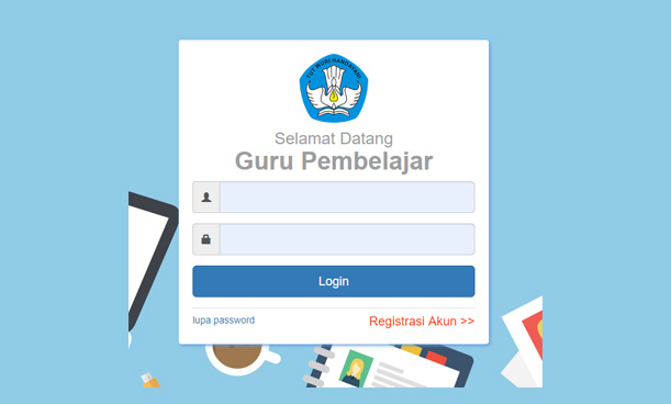 Cara Update Data Mapel PKP Di SIMPKB 2019