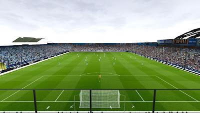 PES 2020 Stadium Alberto Gallardo