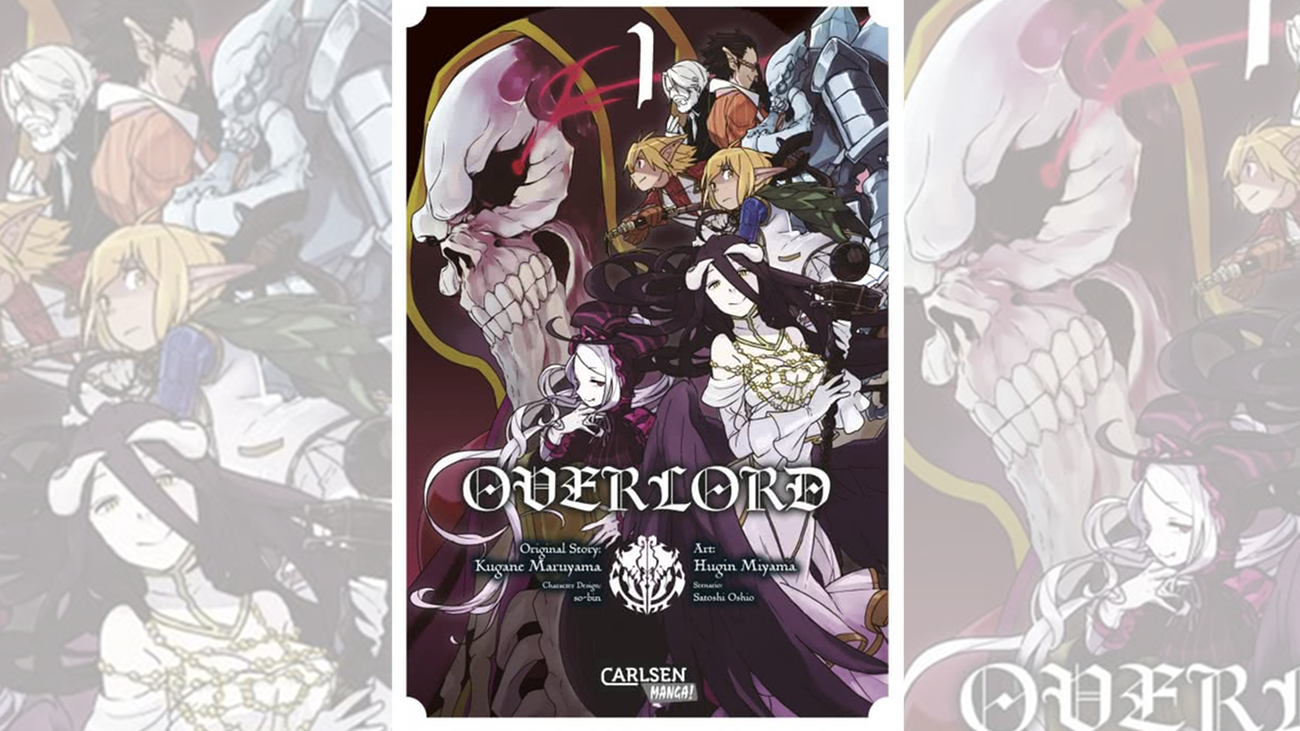 Manga Highlights 2017, Overlord (carlsen)