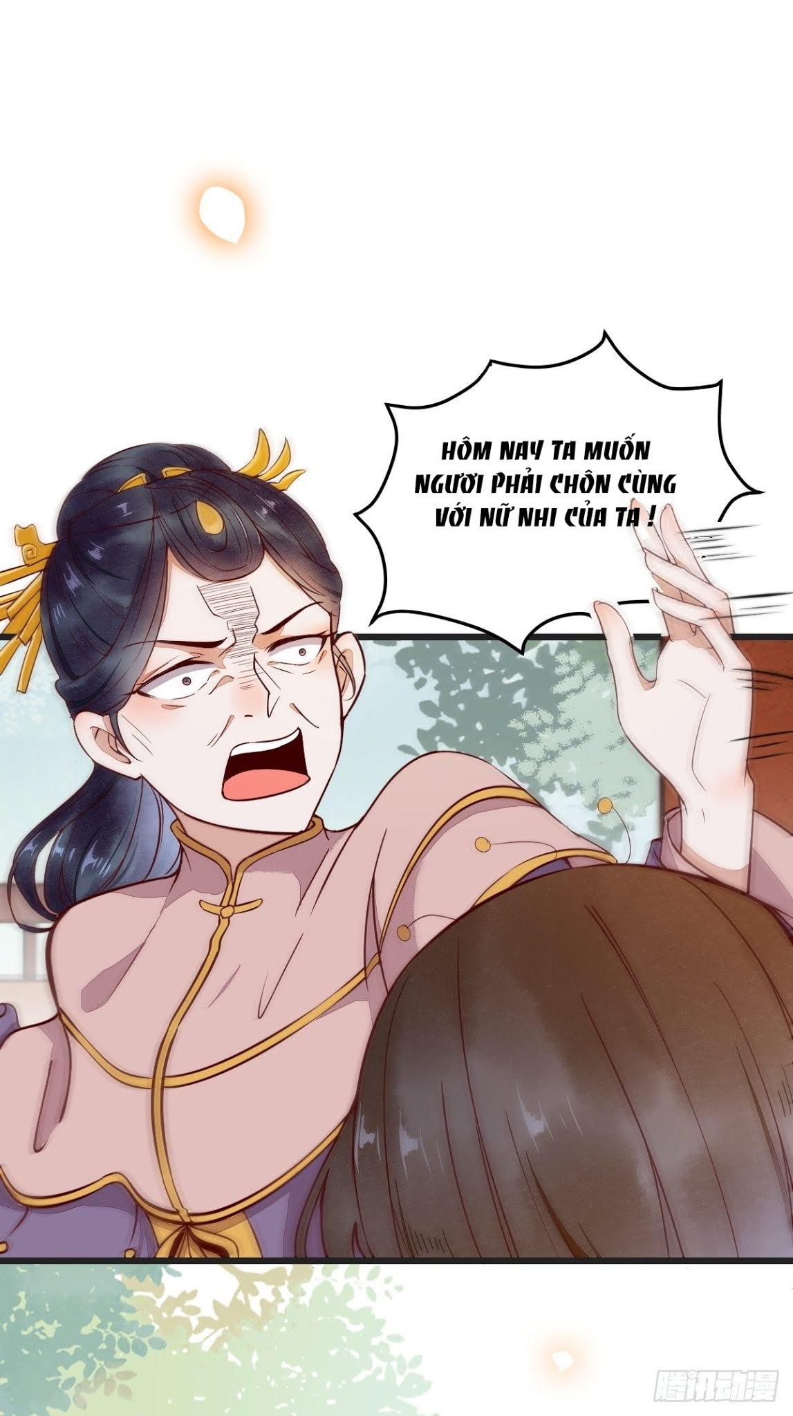 Sát Thủ Vương Phi Không Dễ Chọc Chap 37