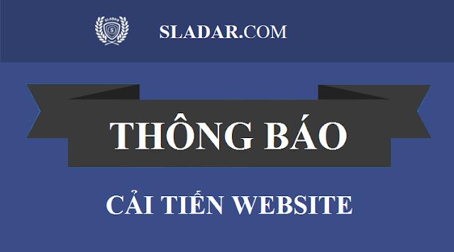 cải tiến website