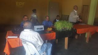PLCM presenta alternativa de producción intensiva de forraje a productores pecuaria de la Costa de Montecristi.