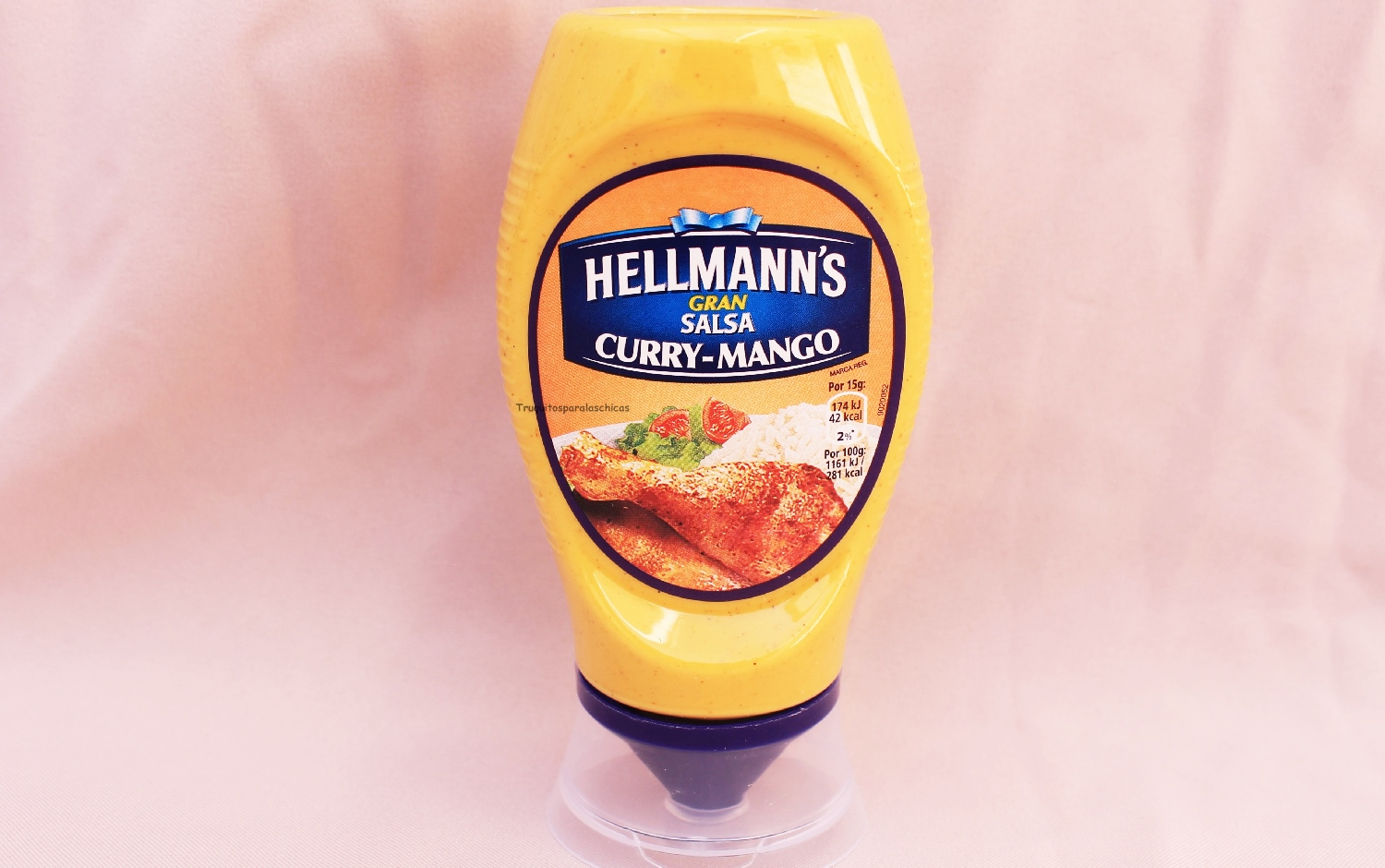 Hellmann's Curry-mango