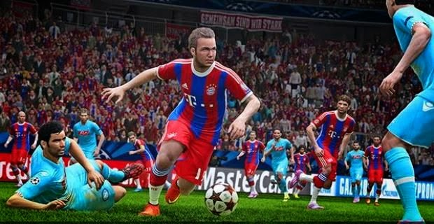 Tips Trick Bermain Pro Evolution Soccer 2015 PS3 dan Xbox