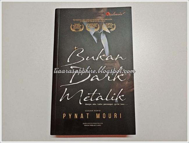Novel | Bukan Dark Metalik by PyNat Mouri