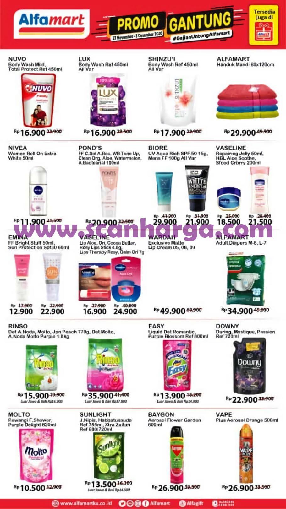 Katalog Promo JSM Alfamart Weekend 27 November 3 Desember 2020 2