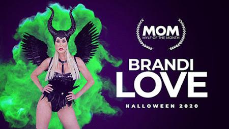 [MylfOfTheMonth] Brandi Love (Maleficent / 10.30.2020)