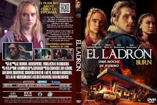 EL LADRON - BURN - 2019