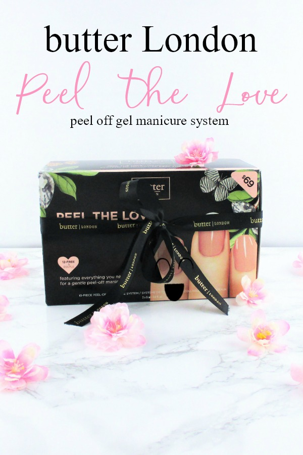 Love It or Lose It? | Testing the Butter London PureCure Peel the Love Gel Manicure System