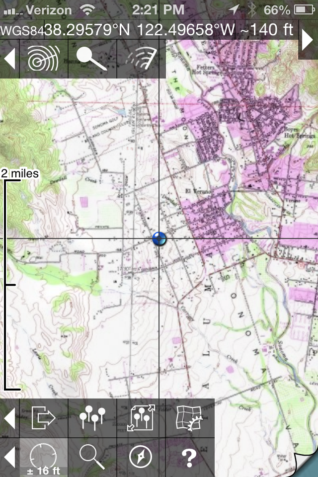 Tactical Trekker: iPhone & Topo Maps App Offer Freedom From