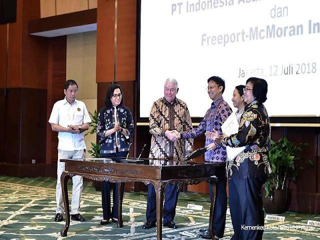 Siti Nurbaya Harapkan PTFI Jaga Penanganan Lingkungan di Mimika
