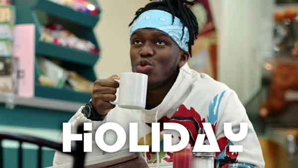 ksi holiday