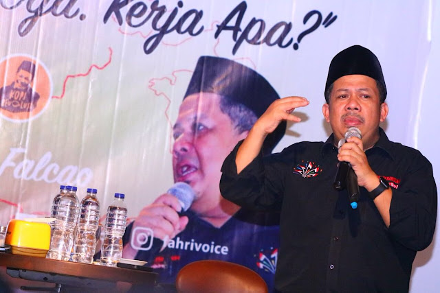 Mantan Wasekjen PKS Dukung Fahri Hamzah Temui Anis Matta