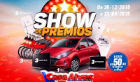 Show de Prêmios Casa Alves