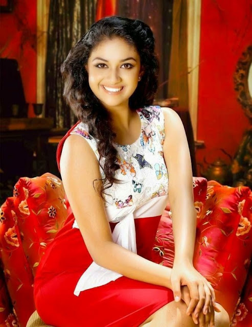 Keerthi Suresh best photos