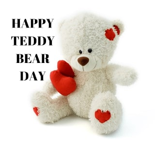 images of teddy day