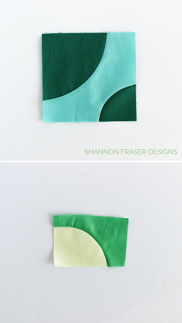 Q2 2018 Finish-A-Long | Shannon Fraser Designs | Improv Drunkard's Path