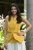 Kalyani PriyaDarshin at RanaRangamPressmeet-thumbnail-8