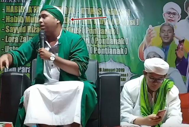 Habib Jafar Shodiq Sebut Ma'ruf Amin Babi - YTB
