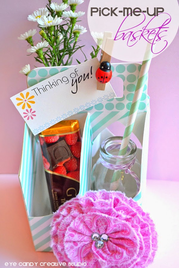 spring gift idea, spring gifts, basket gift, spring stationery