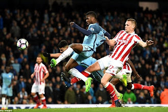 I Remain A Manchester City Player - Iheanacho