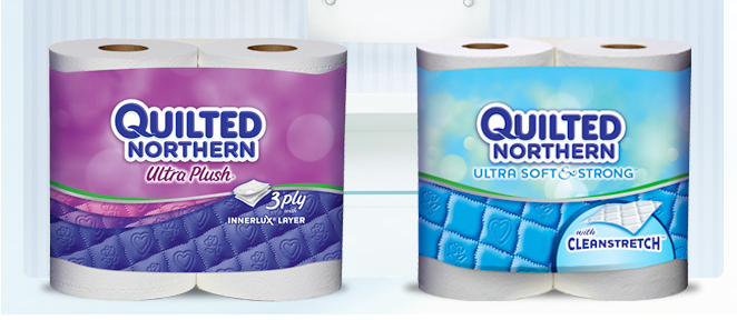 Hot Deal On Quilted Northern Toilet Paper At Kroger A