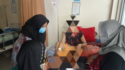 Tragis, 3 Bulan Disiksa Majikan Di Abu Dhabi, TKW Asal Lotim Pulang Dengan Kaki Patah dan Wajah Lebam