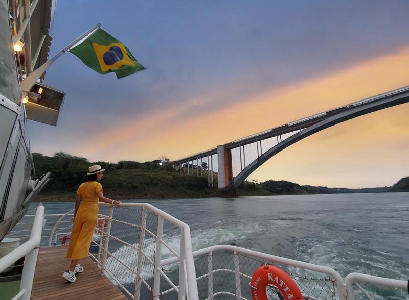 Kattamaram Foz do Iguaçu
